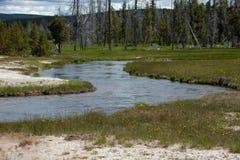 Iron Spring Creek Stock Images
