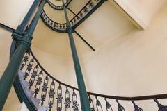 Iron stairs Stock Photo