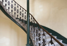 Iron stairs Stock Photography