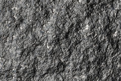 Iron stone meteorite or coal Royalty Free Stock Photography