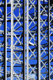 Iron structure Stock Images