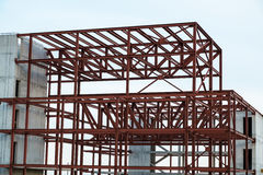 Iron structure Royalty Free Stock Photo
