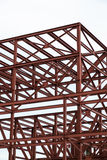 Iron structure Royalty Free Stock Images