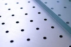 Iron surface Royalty Free Stock Image
