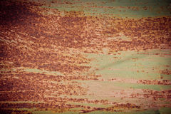 Iron surface rust Stock Photos
