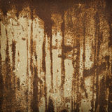 Iron surface rust Royalty Free Stock Images