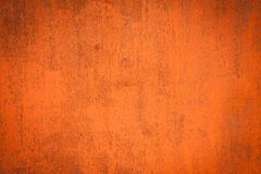 Iron surface rust Stock Image