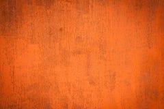 Iron surface rust Stock Image