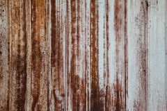 Iron surface rust Royalty Free Stock Image