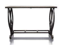 Iron table Stock Photos