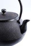 Iron teapot Stock Image