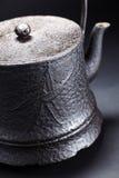 Iron teapot Royalty Free Stock Photo