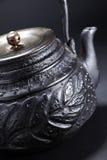 Iron teapot Royalty Free Stock Photos