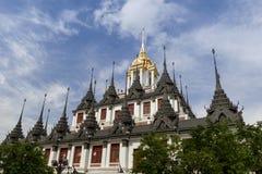 Iron Temple Bangkok Royalty Free Stock Photos