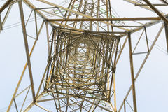 Iron tower Royalty Free Stock Images