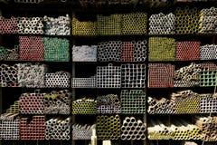 Iron warehouse Stock Photos