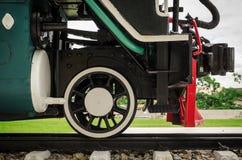 Iron wheel Stock Photography