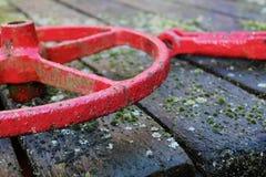 Iron wheel Royalty Free Stock Images