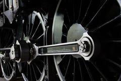 Iron Wheels Stock Photos