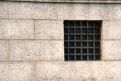 Iron window Stock Photos