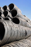 Iron wire Royalty Free Stock Photos
