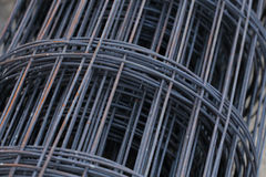 Iron wire for construction Royalty Free Stock Photo