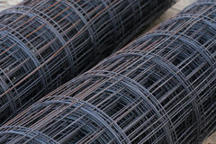 Iron wire for construction Royalty Free Stock Photos