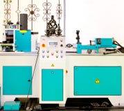 Iron work machine Stock Photography