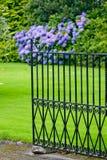 Iron gate, Killarney, Ireland royalty free stock images