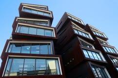 Ironbank byggnad i Auckland Nya Zeeland Arkivbilder