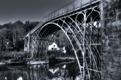 Ironbridge A Royalty-vrije Stock Fotografie