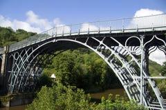 ironbridge Στοκ Φωτογραφίες
