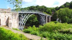 Ironbridge Imagen de archivo libre de regalías