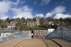 Ironbridge. England Royalty Free Stock Images