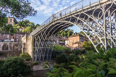 Ironbridge Shropshire photographie stock