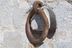 Irong ring. Royalty Free Stock Photography