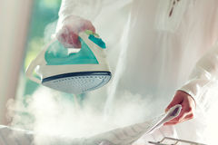 Free Ironing Royalty Free Stock Photo - 15115405