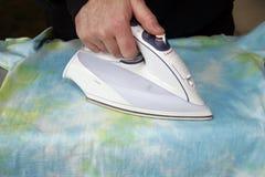 Ironing Royalty Free Stock Photo
