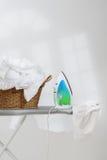ironing Immagini Stock