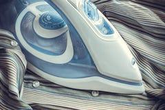 ironing Imagem de Stock