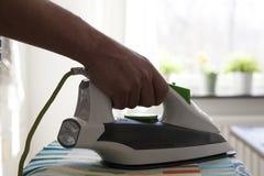 ironing Fotografia de Stock