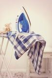 ironing Fotografia Stock