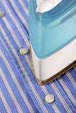 Ironing Stock Image