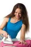 Ironing Stock Photography