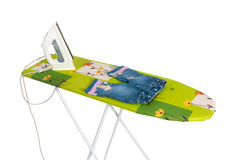 Ironing board Royalty Free Stock Photos