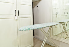 Ironing board Royalty Free Stock Image