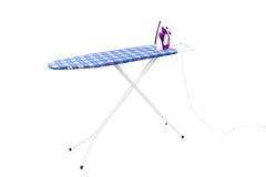 Ironing board. Royalty Free Stock Image
