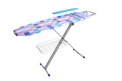 Ironing board Royalty Free Stock Photo