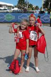 Ironkids 2011 winners, South Africa stock photos