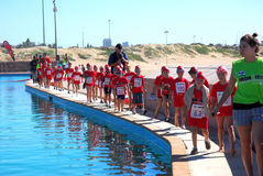 Ironkids South Africa 2010 Royalty Free Stock Photos